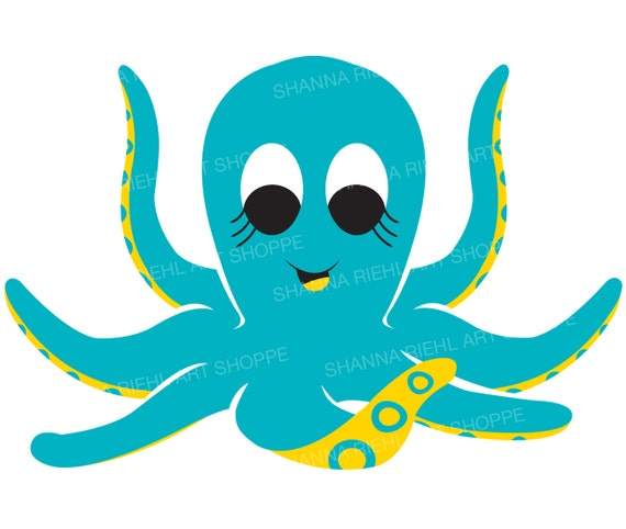 cute octopus nautical clipart under the sea octopus under the sea clipart border under the sea clipart images