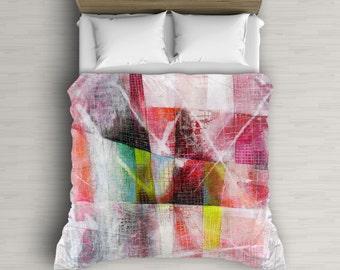 bohemian duvet cover etsy. Black Bedroom Furniture Sets. Home Design Ideas