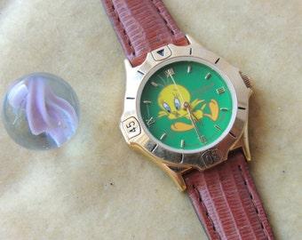 Vintage Tweety Bird Quartz Watch