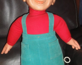 Vintage 1940's Talking Beany Doll
