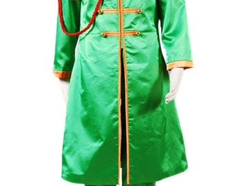 The Beatles Costume Sgt.Pepper's Lonely Hearts Club John Lennon Cosplay