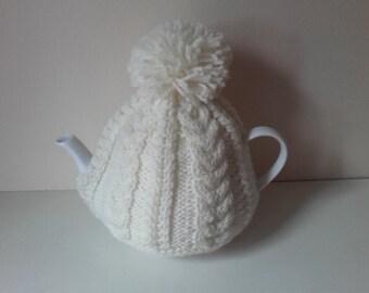 Knitted tea cosy ,small tea cosy, cake tea cosy, tea cosy, medium tea cosy