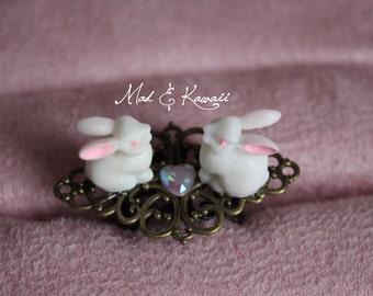 Love Bunny ring