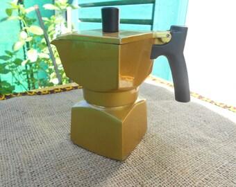 Cubotta Veraplast coffe maker/Vintage coffe maker/ Cubotta vintage coffe maker/Cubotta stovetop coffe maker