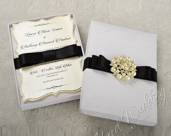 The Gianna Invitation Box