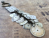 Watch Part Pendant, Steampunk Pendant, Brass Pendant, Charm Pendant, Watch Pendant, Steampunk Jewelry, Watch Part Jewelry, Charm Jewelry