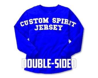 Custom Spirit Jersey
