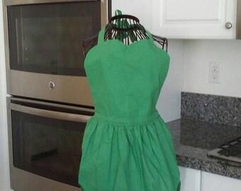 Womens Disney inspired Tinkerbell apron!