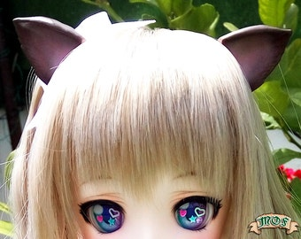 Cat Ear BJD and Dollfie Dream MSD SD