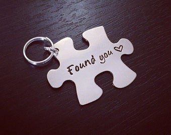Autism Puzzle Piece - Personalised - ADHD - Personalised Gift - Awareness