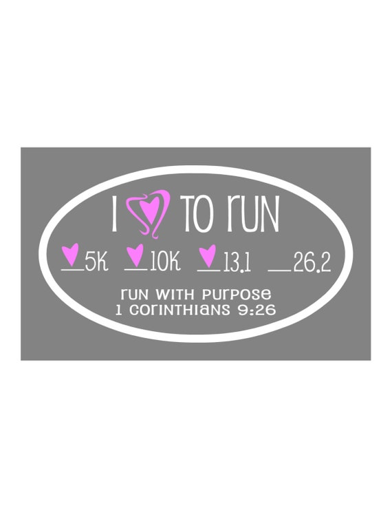 Run With Purpose