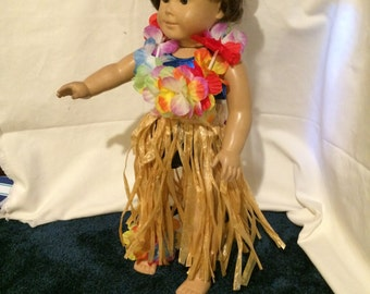 Hawaiian princess for your American Girl doll