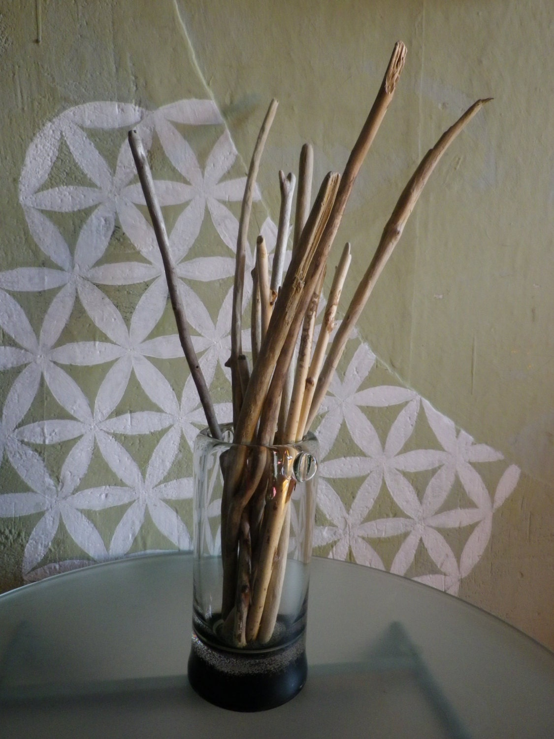 25 Pcs Decor Branches Wood Branches Driftwood Vase Filler