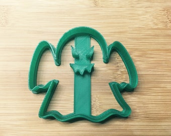 Spooky Ghost Halloween Cookie Cutter
