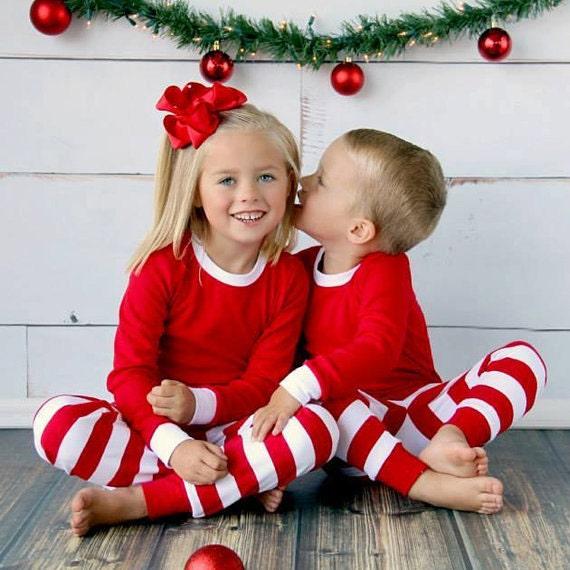 Baby And Toddler Matching Christmas Pajamas
