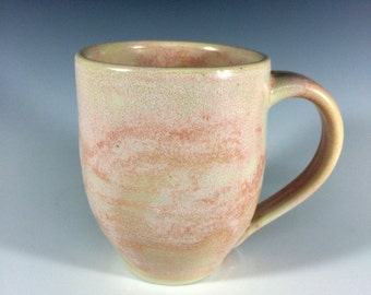 Coffee Cup - Pink