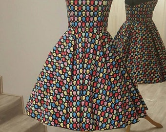 Pin-up dress
