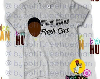Fly Kid With The Fresh Cut Tee
