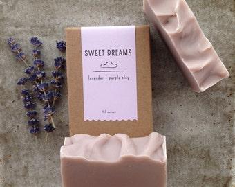 Sweet Dreams Lavender Soap
