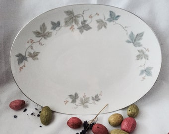 Vintage Platter Sango Fine China made in Japan  CLAIRE