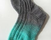 Winter Tornado Sock Pattern **PATTERN ONLY**