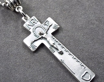 Irish Penal Crucifix Etsy