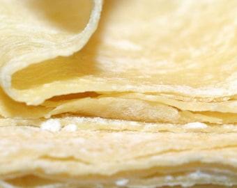 Fresh Pasta Handmade -Lasagna Sheets