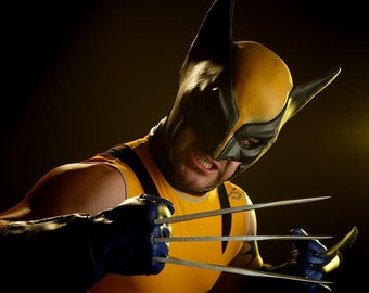 Wolverine Comic Style Cowl