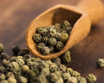 ORGANIC Green Peppercorn Whole