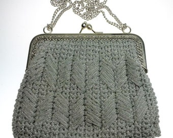 Handbag Clutch Purse 60's
