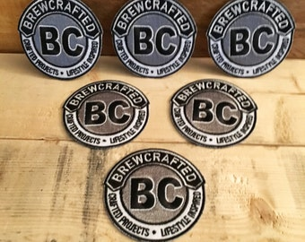 BrewCrafted Patches