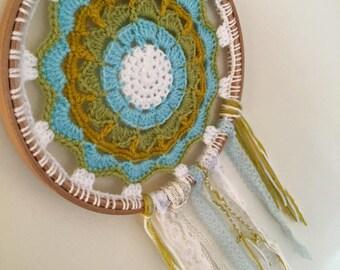 Crochet Dream Catcher