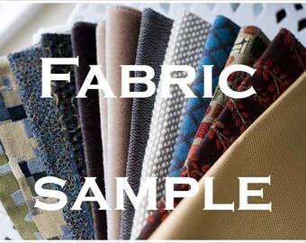 Fabric Sample - Try before you buy!