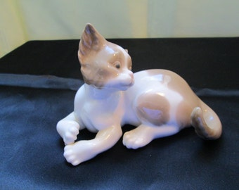 LLadro Cat retired 5114 from Spain 1981