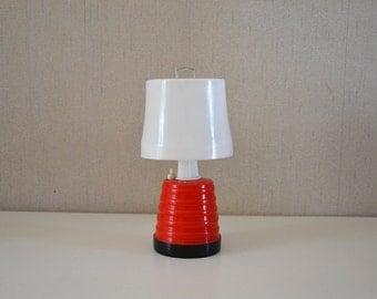 Vintage camping lamp / lamp storm