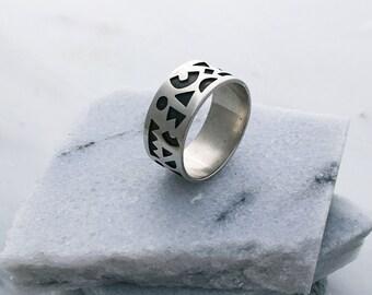Shapes Ring