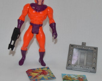 Magneto vintage action figure Marvel Secret Wars Mattel 1984