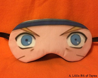 Cosplay Sleep Mask - Naruro from Naruto