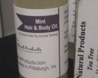 Hair/Body Oil