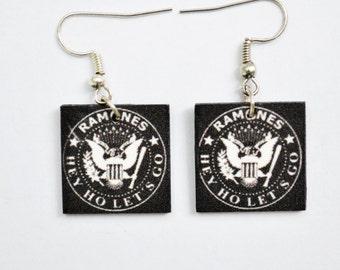Ramones Earrings