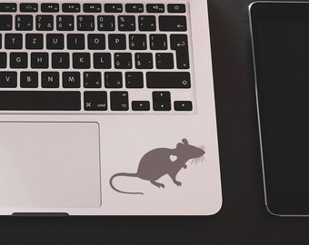 Mouse Vinyl Decal Sticker - Mice sticker - mouse decal - mouse decor sticker