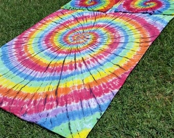 Unique Rainbow Duvet Cover Related Items Etsy
