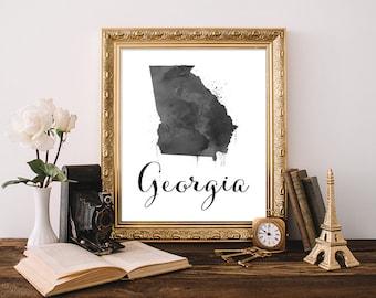 georgia decor | etsy