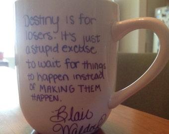 Gossip Girl Coffee Mug