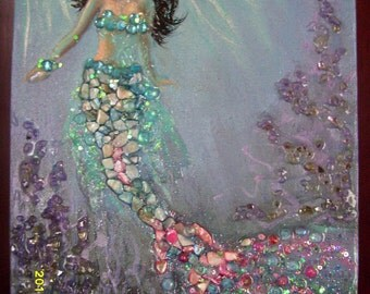 Into the Light Mermaid