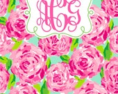 Silly for Lilly #1 Personalized Notebook