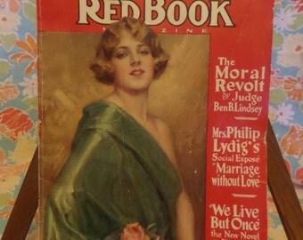 The Redbook Magazine October 1926