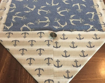Anchors Aweigh Table Runner