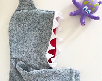 Jawsome Shark Hoodie Shark Hooded Sweatshirt