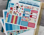 Jane Mini Planner Stickers Kit